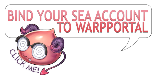 Bind your SEA account