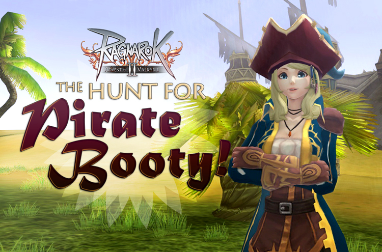 Hunt for Pirate Booty