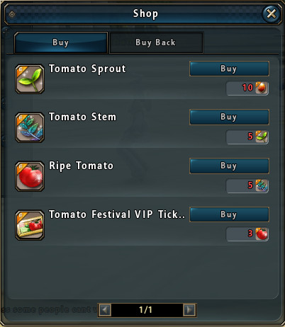 Ragnarok 2 Tomato Event