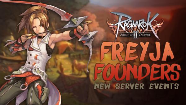 Freyja Founders Event