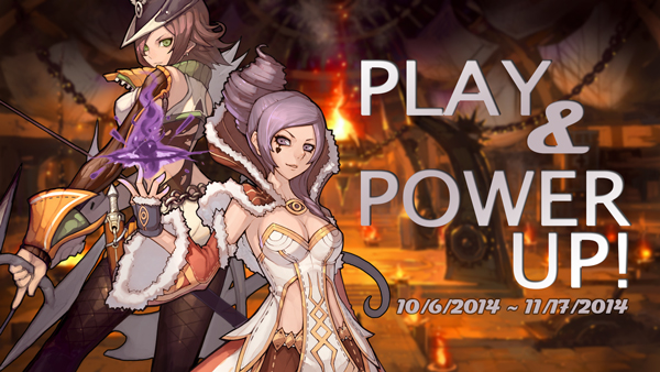 Play & Power Up