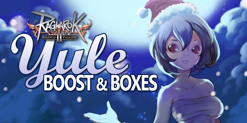 Yule Boosts & Boxes