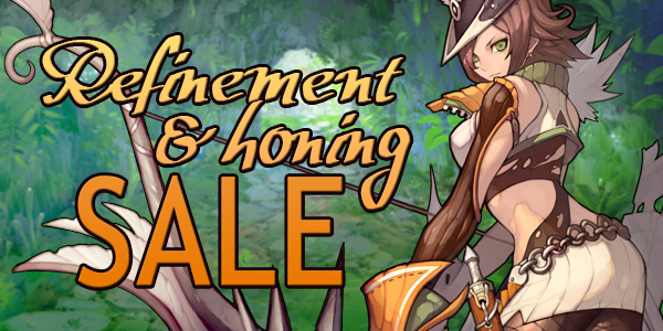 Refinement and Honing Sale