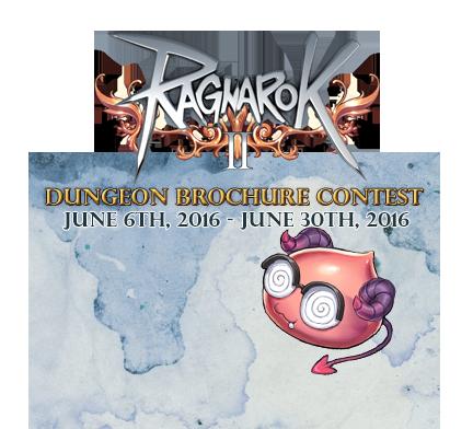 Dungeoneering Vacation Brochure Contest