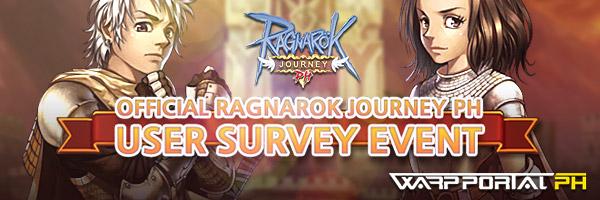 official survey event