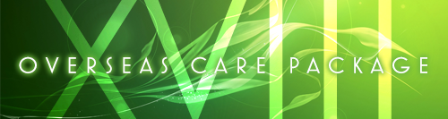 Overseas Care Package XVIII