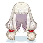 Costume Low Volumte Twin White