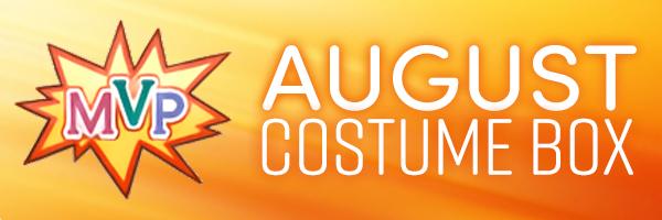 August Costume Box