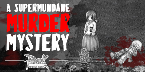 Supermundane Murder Mystery