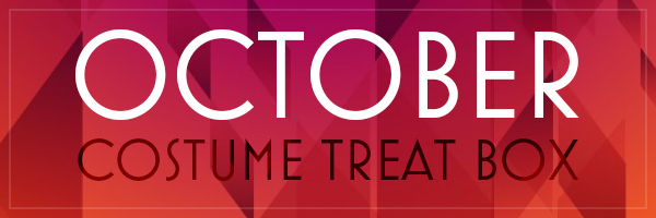 October Costume Treat Box