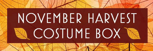 November Harvest Costume Box