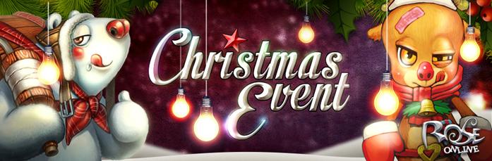 ROSE Christmas Event