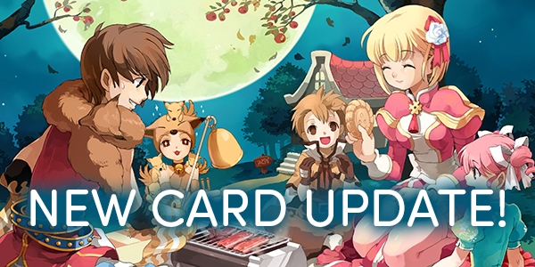New card update