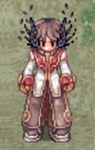 Costume Heavenly Dark Flame Sprite