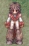 Costume Royal Guard Necklace Sprite
