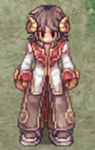Costume Sheep's Horns Sprite