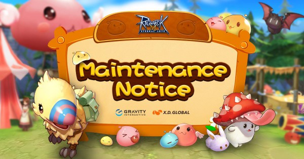 Maintenance Notice ROMSEA