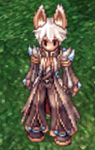 Costume Long Wolf Ears Sprite