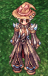 Costume Yellow Wizardry Hat Sprite