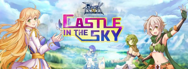 Castle in the Sky Banner