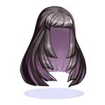 Costume Miyabi Doll Hair