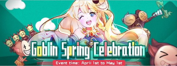 Goblin Spring Celebration Event SEA