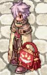 Costume Alchemist Bag Sprite