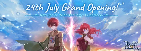 24 July Grand Opening