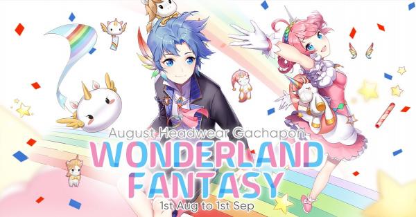 Wonderland Fantasy Gacha