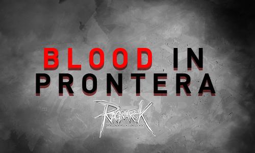Blood in Prontera