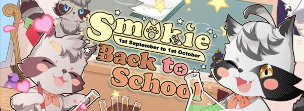 Smokie Back to School