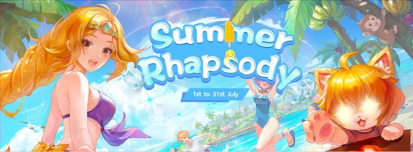 ROM Summer Raphsody July Events