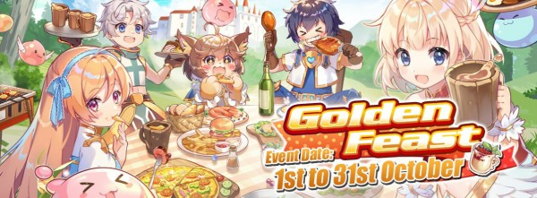 ROM Golden Feast Event
