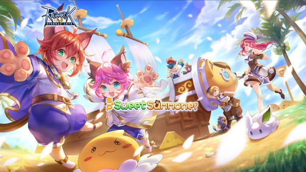 ROM EU SP Sweet Summoner Event