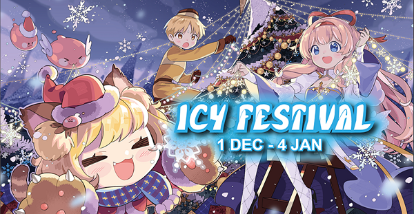 Icy Festival Date