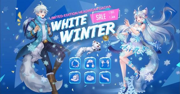 ROM White Winter Main banner