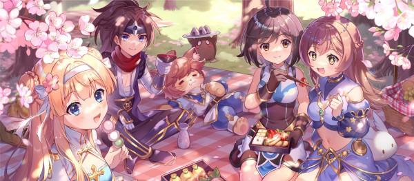 ROM Sakura Party Image